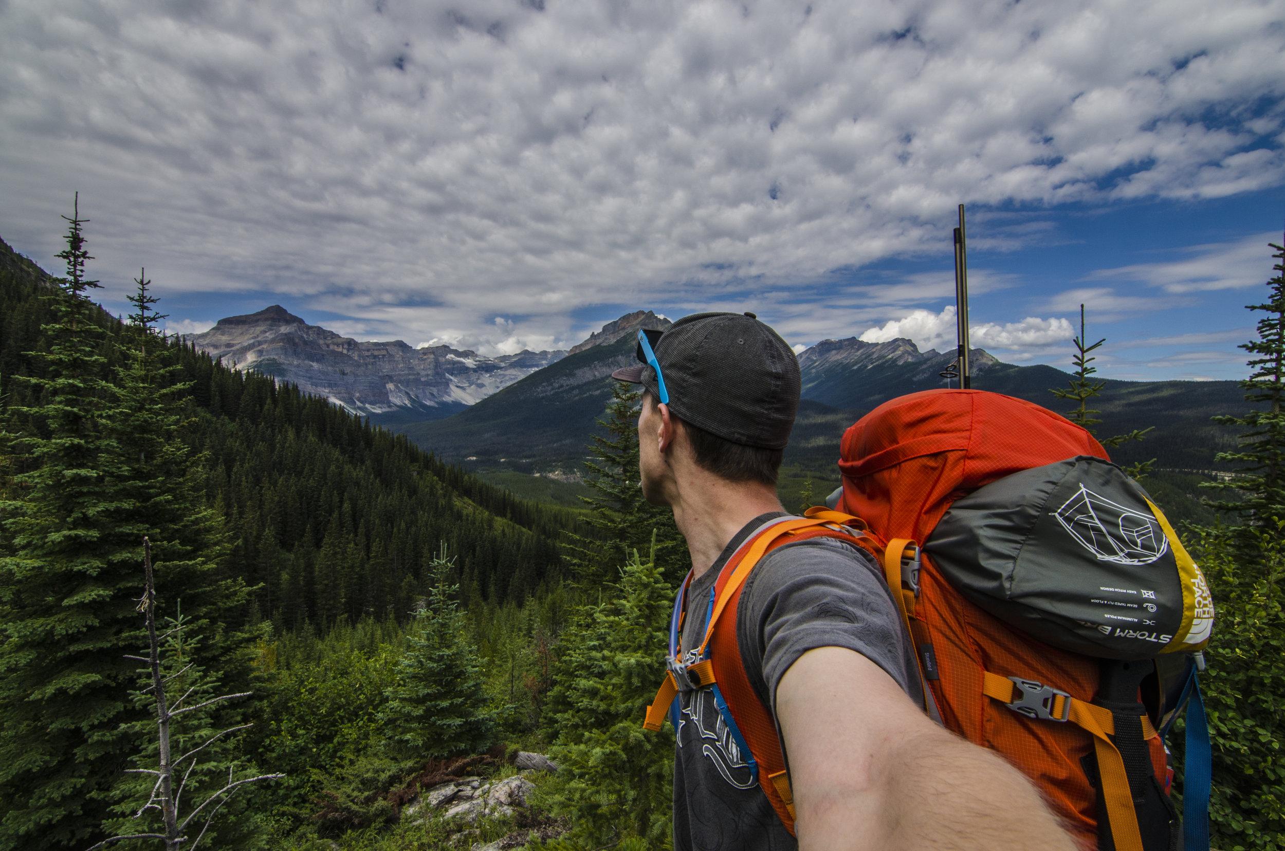 Selfies In Banff