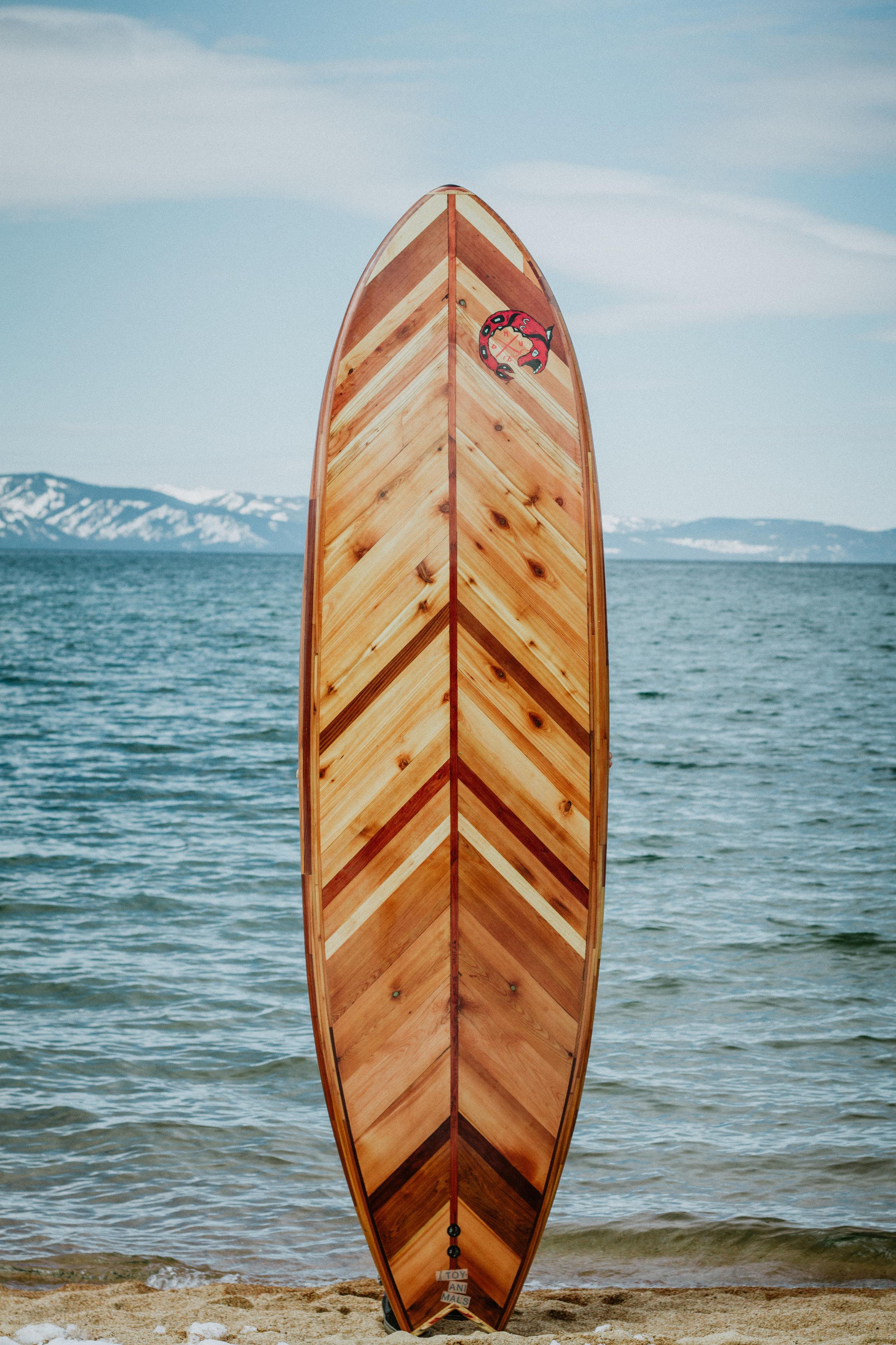 SURFS, SUPS, WAKES -