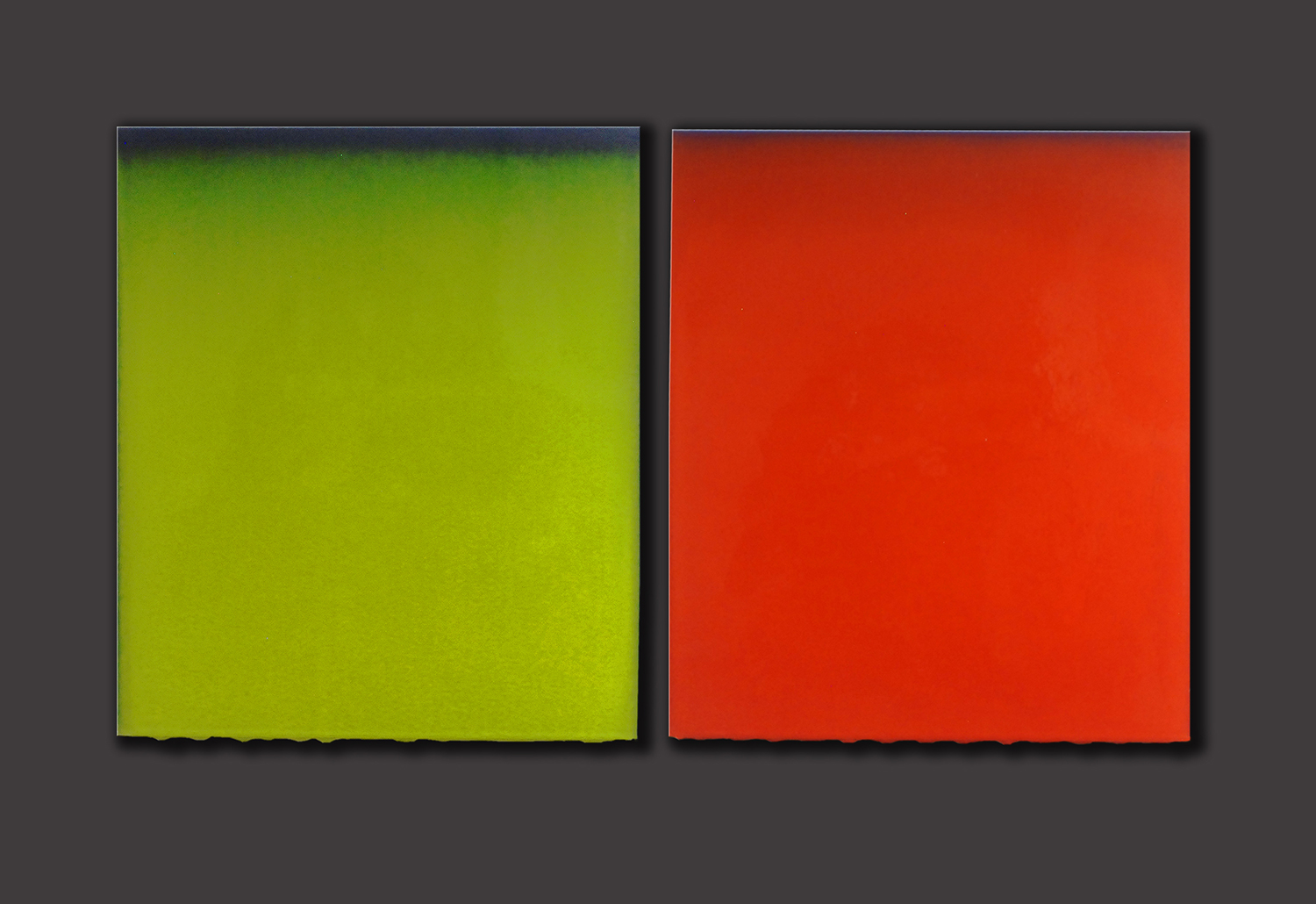 Untitled (Diptych), 2014