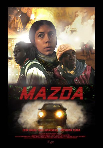 MAZDA - SHORT FILM (2014)