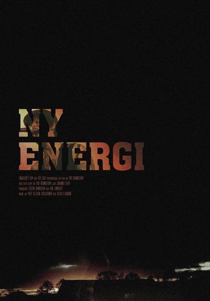 NEW ENERGY - DOCUMENTARY (2015)