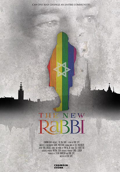 THE NEW RABBI - DOCUMENTARY (2015)