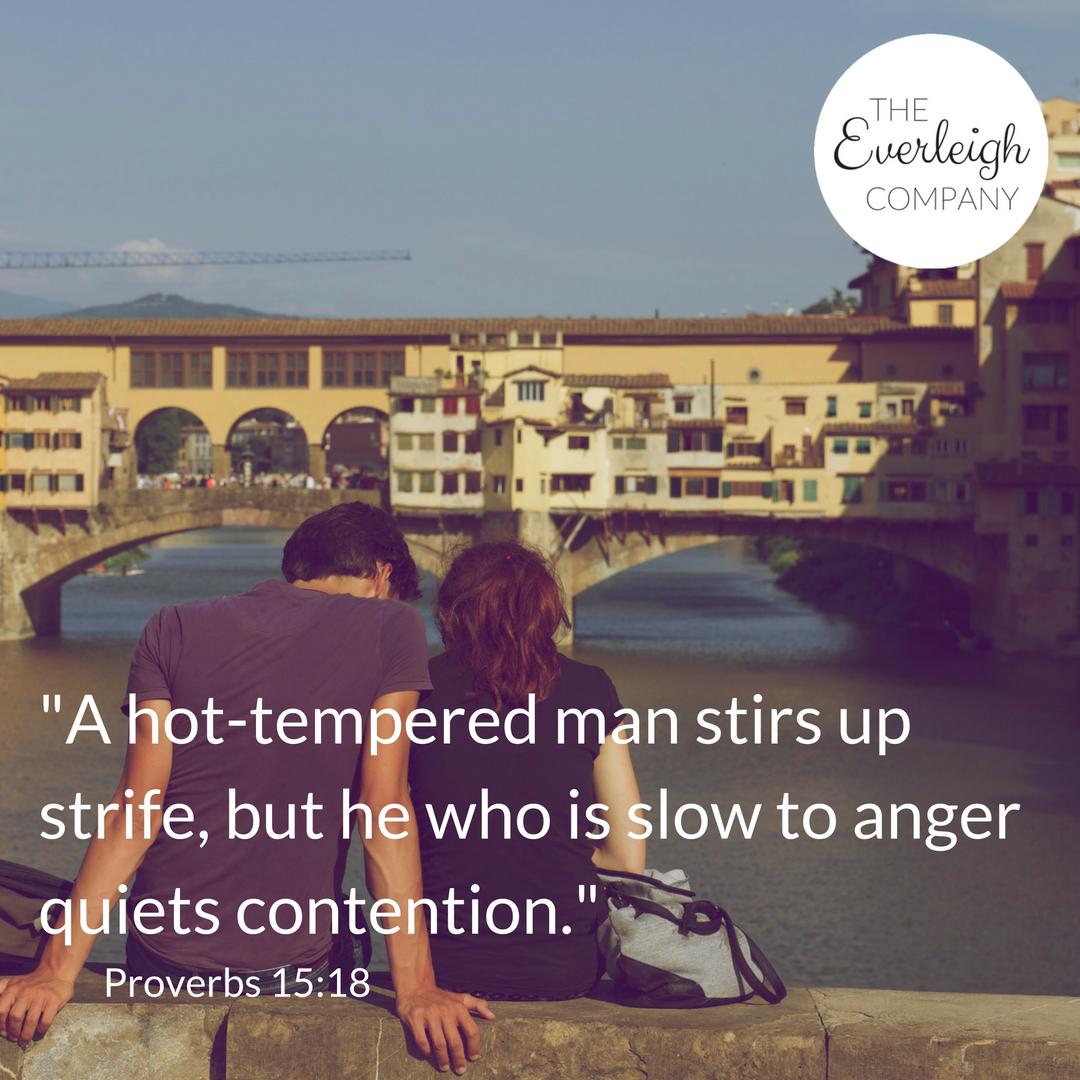 Everleigh Company Speak Life Challenge Day 4 Anger 2