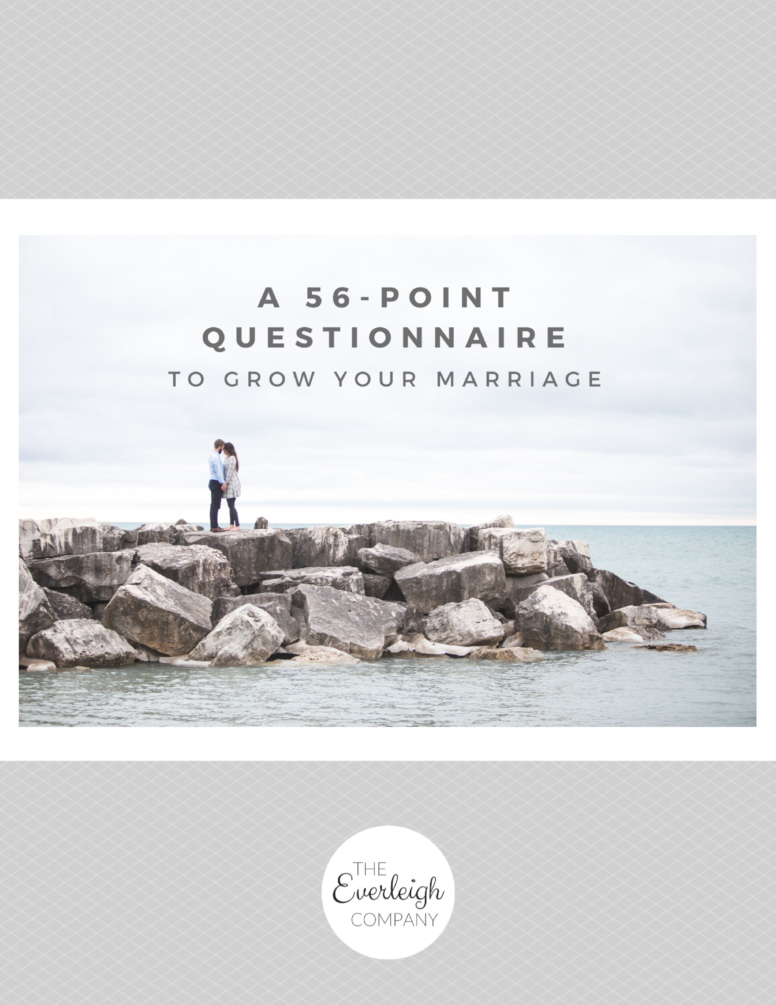 Everleigh Company Questionnaire to Grow Your Marriage Opt In