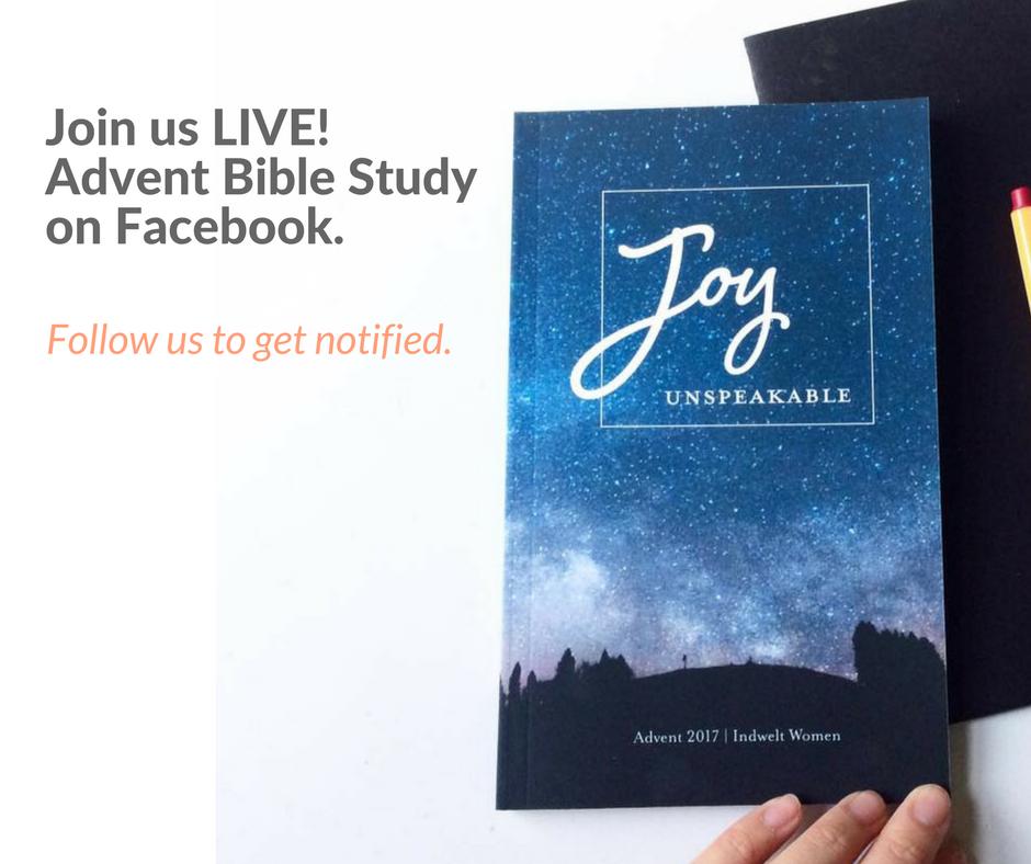 Online Advent Bible Study