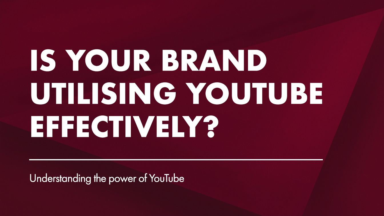 How to use YouTube for your brand marketing