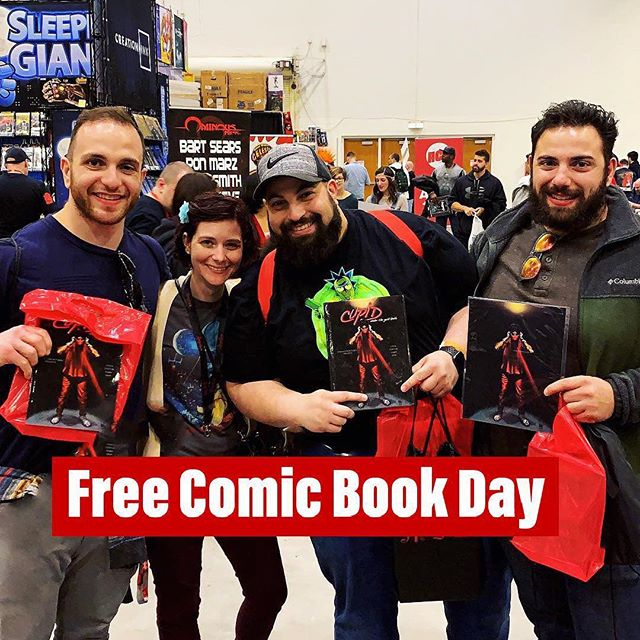 ||#FreeComicBookDay|| May the Fourth be with you and happy Free Comic Book day! Have you ever had an idea for a comic 📖 #HERO ? Sometimes the best place to start is with the heroes in your own life! Share with us a story of your hero and we will send you a free copy of our graphic novel Cupid Under the Gold Knife! Make sure to: ✅ Comment below with a story of your hero! ✅ Like this photo! ✅ Tag a friend who you think has a hero story to share! ✅ Follow @excavation_pictures