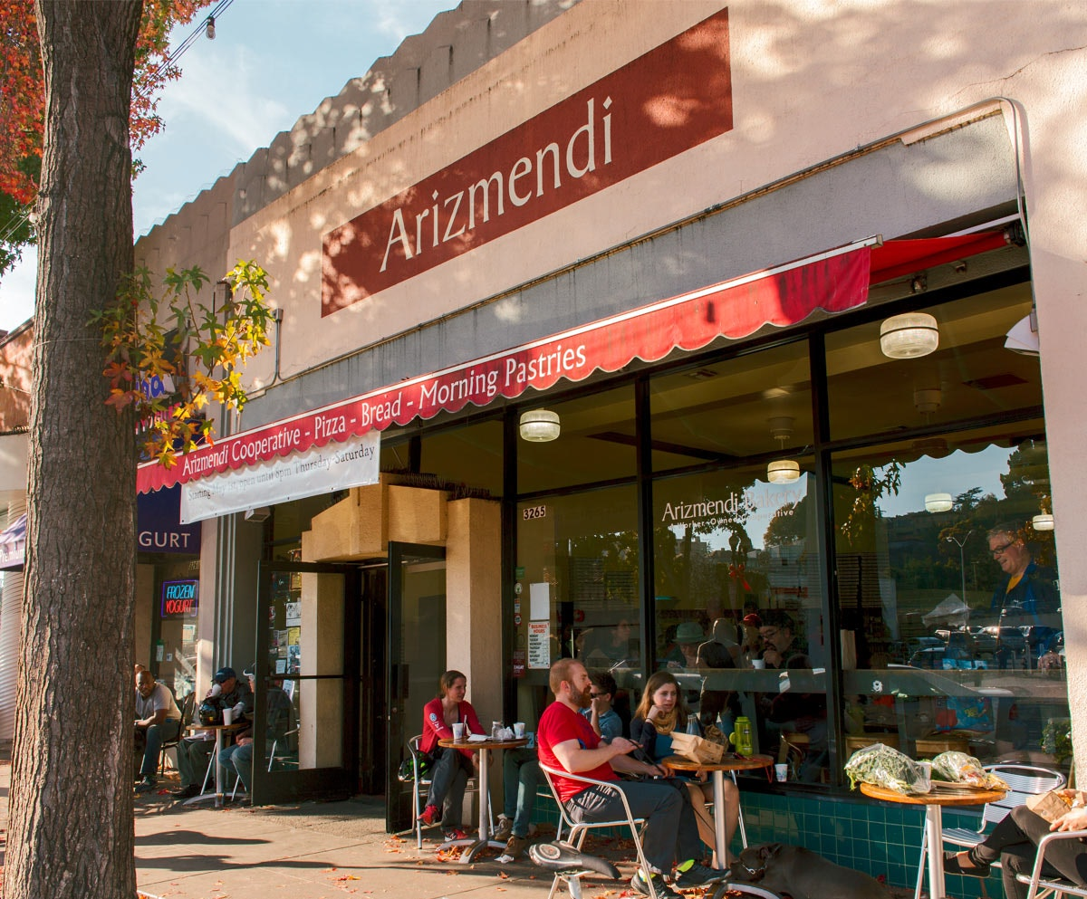 Arizmendi Bakery - $50 gift certificate and t-shirt