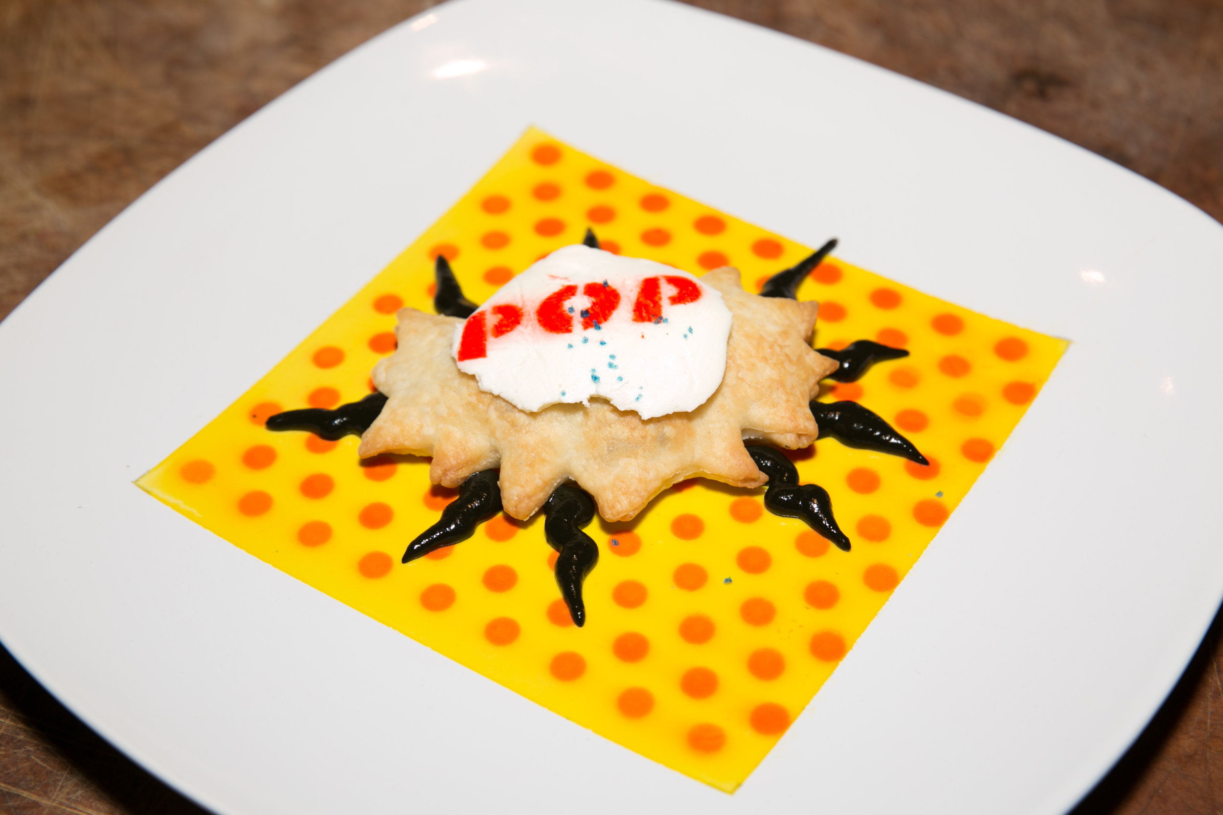Pop Art Pop Tart