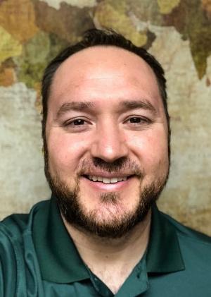 Pastor David Villarreal, DBF's Newest Board Member