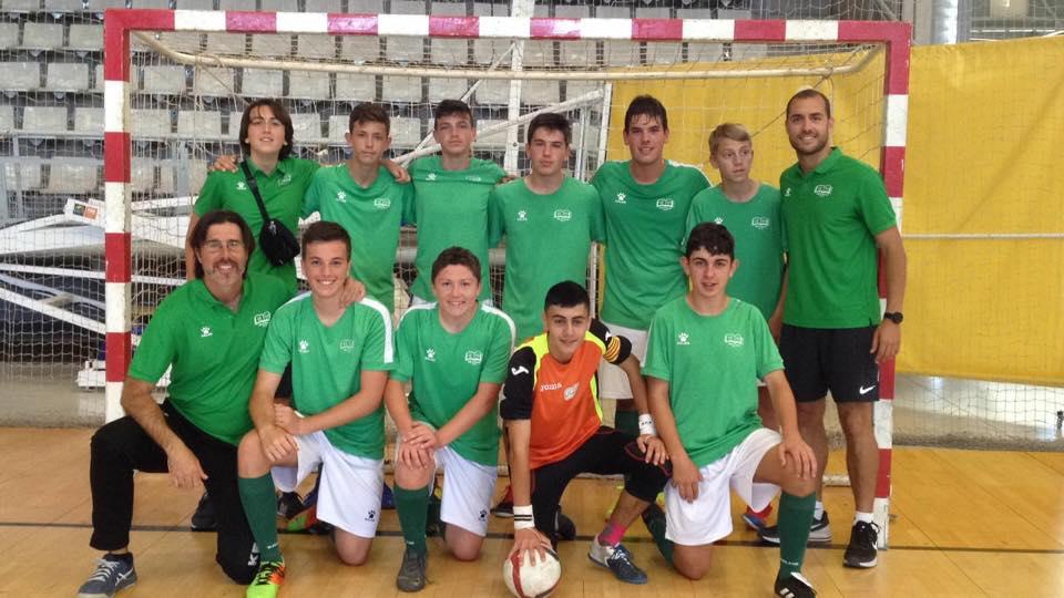 Alfa & Omega's Championship Soccer Team