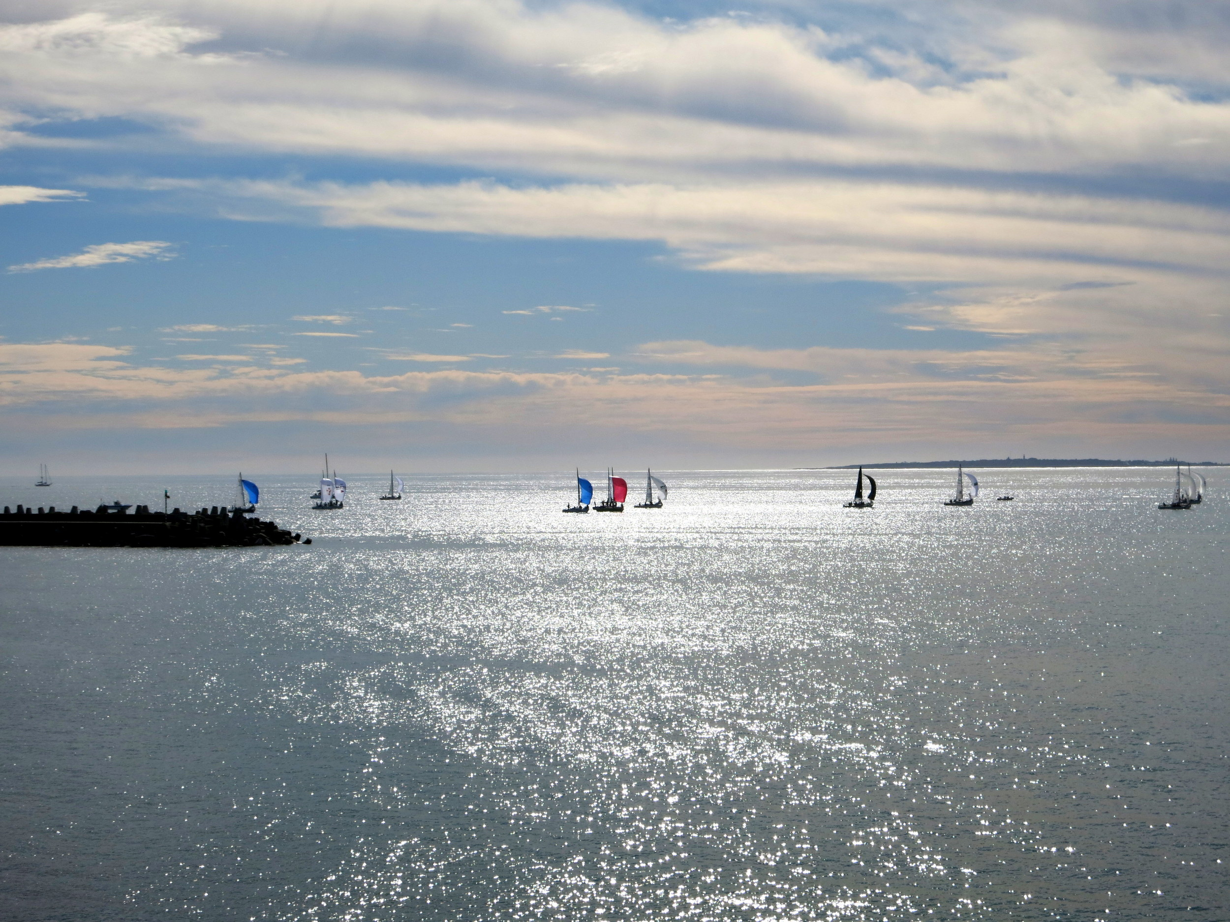 A random regatta.