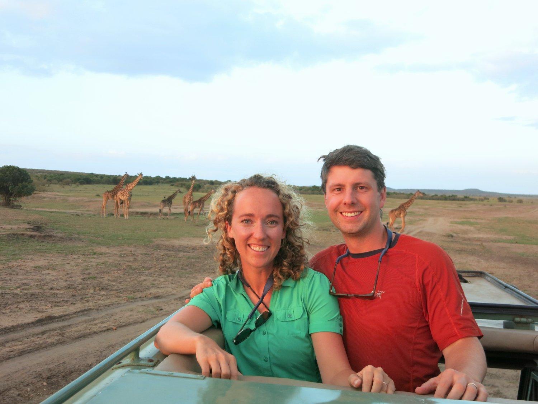 Maasai Mara, Kenya, Great Migration