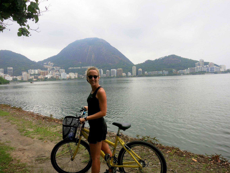 Rio de Janeiro bike tour