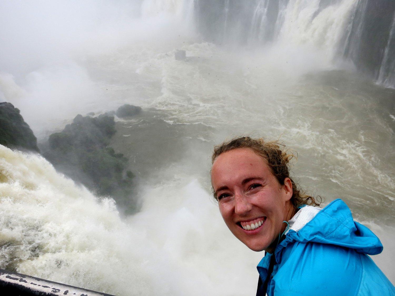 Iguaçu Falls, Iguazu Falls, Brazil