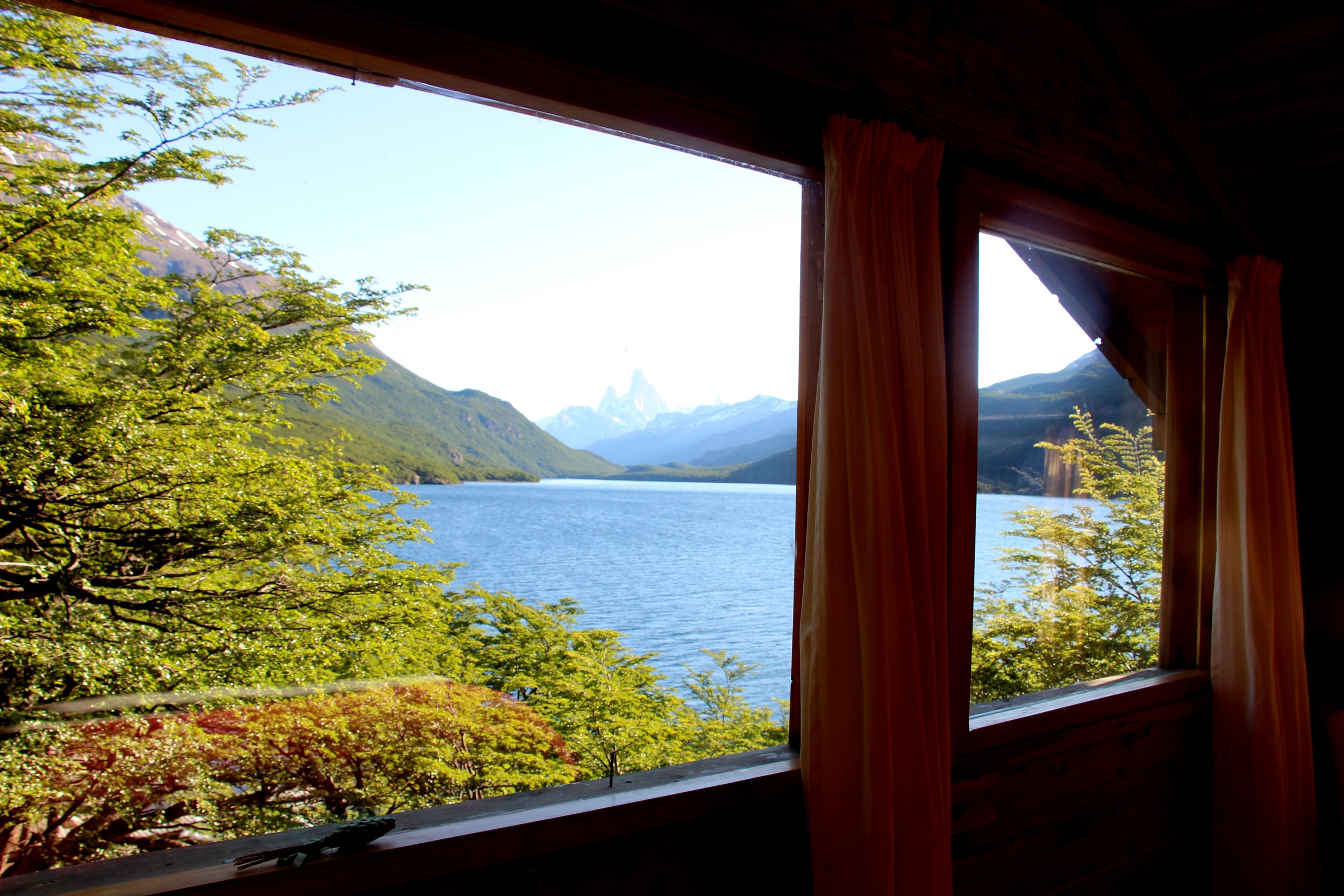 Aguas Arriba, Patagonia, El Chatan