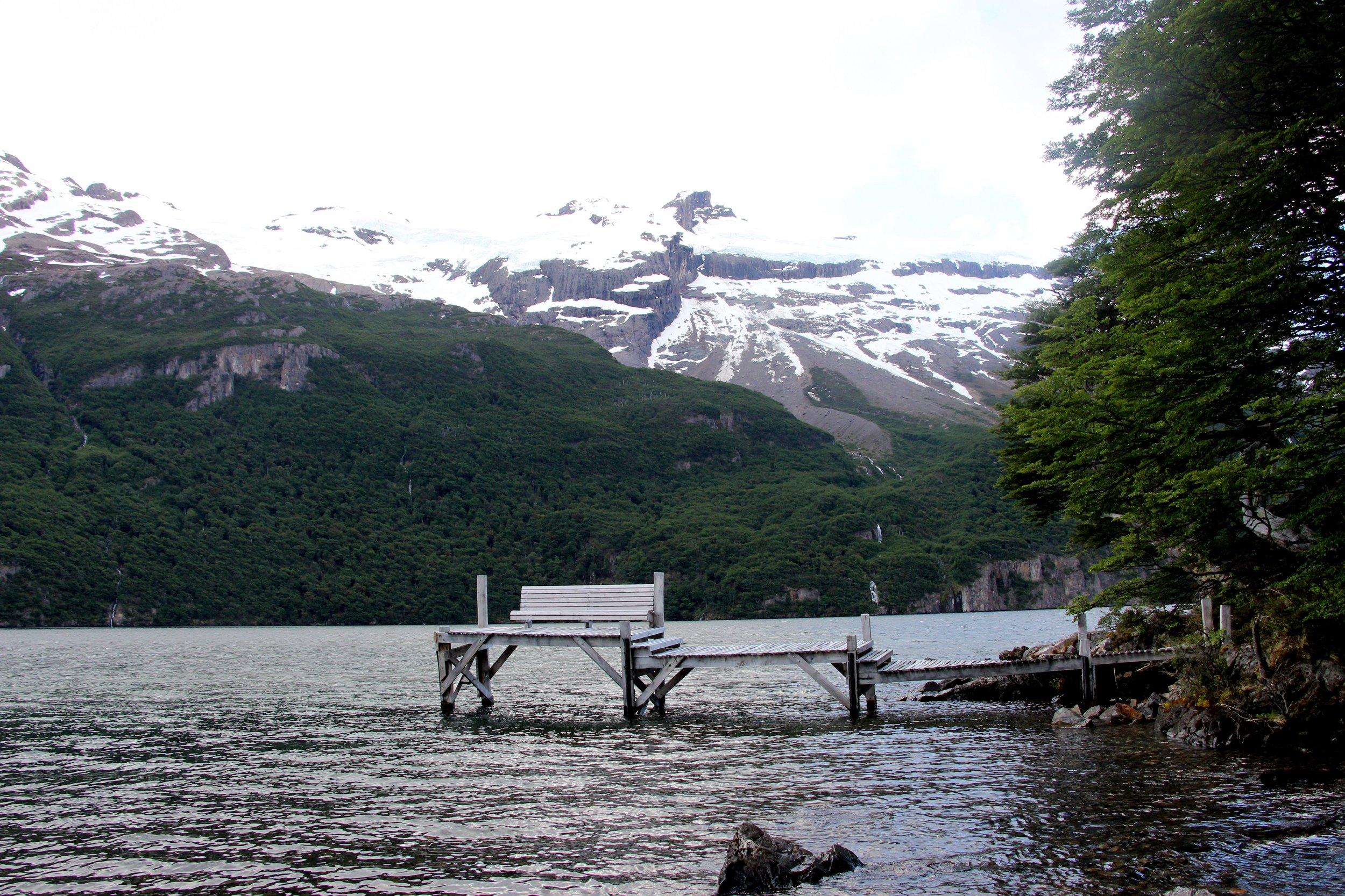Aguas Arriba, El Chatan, Patagonia