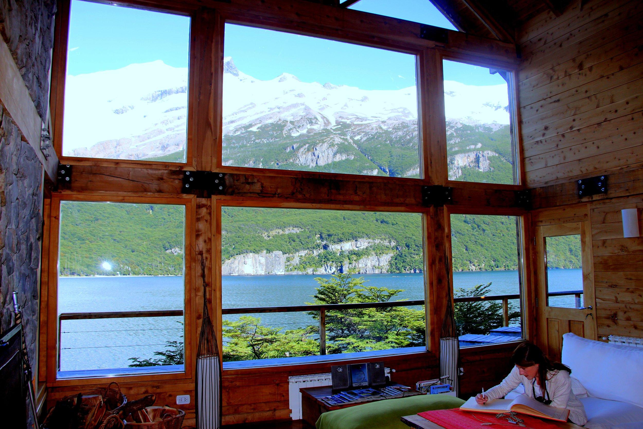 Aguas Arriba, Patagonia,