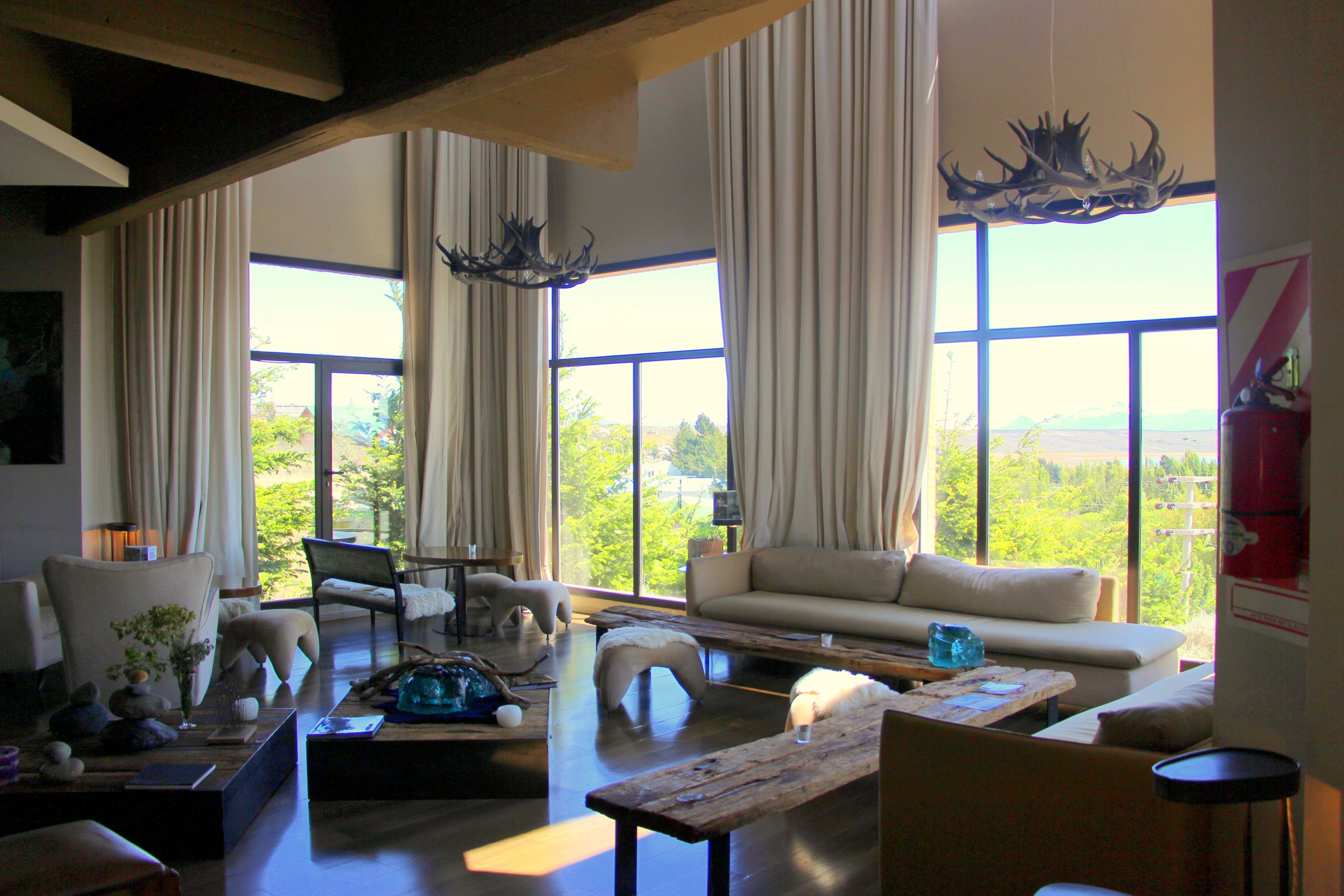Hotel Esplendor, El Calafate, Patagonia