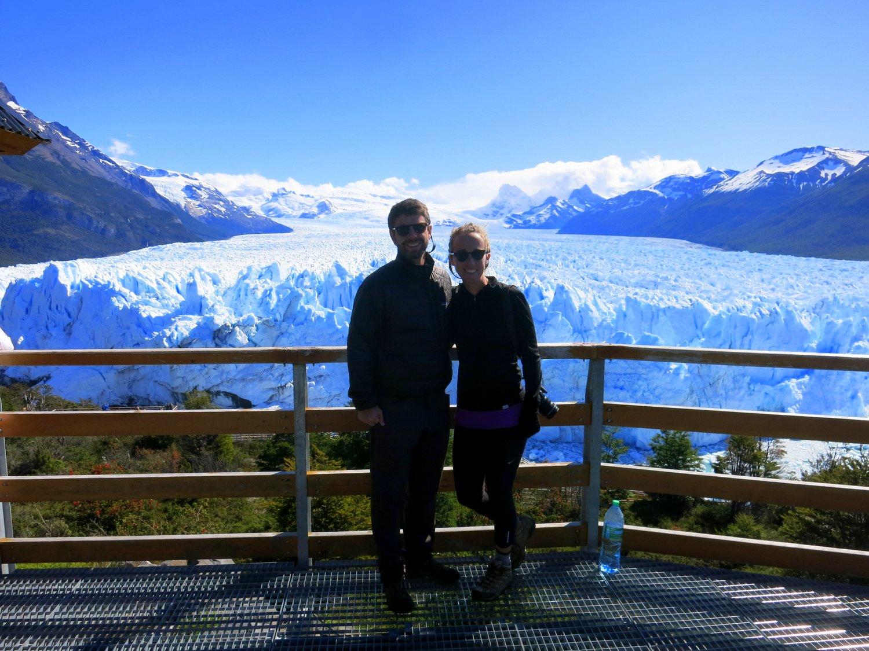 Perito Moreno, El Calafate, Patagonia