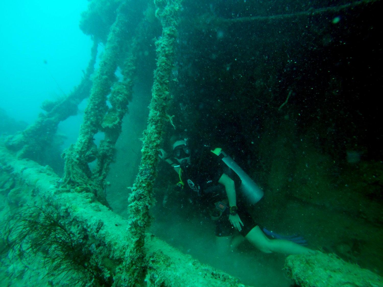 Palau Scuba Diving