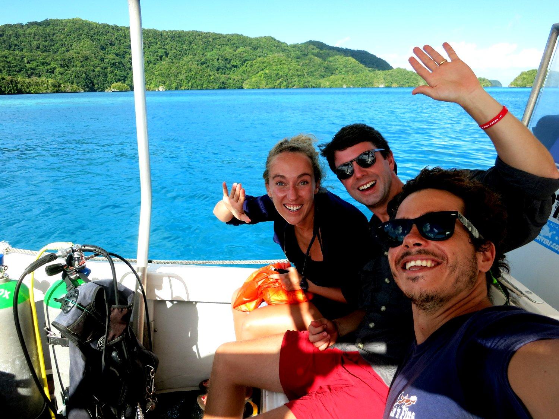 Fishnfins Palau