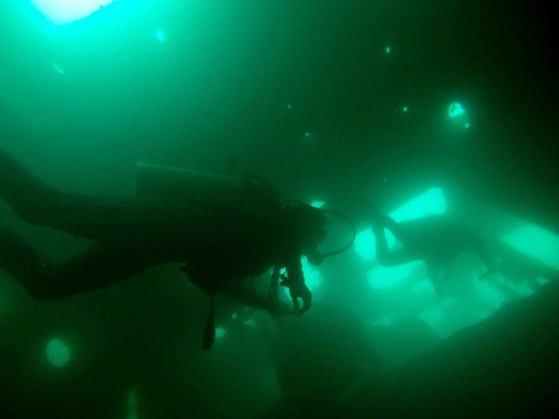 Coron Wreck Dive