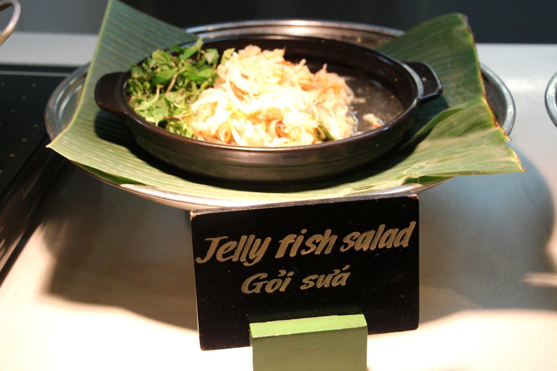 Jellyfish salad Vietnam