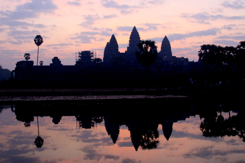 Cambodia, Angkor Watt