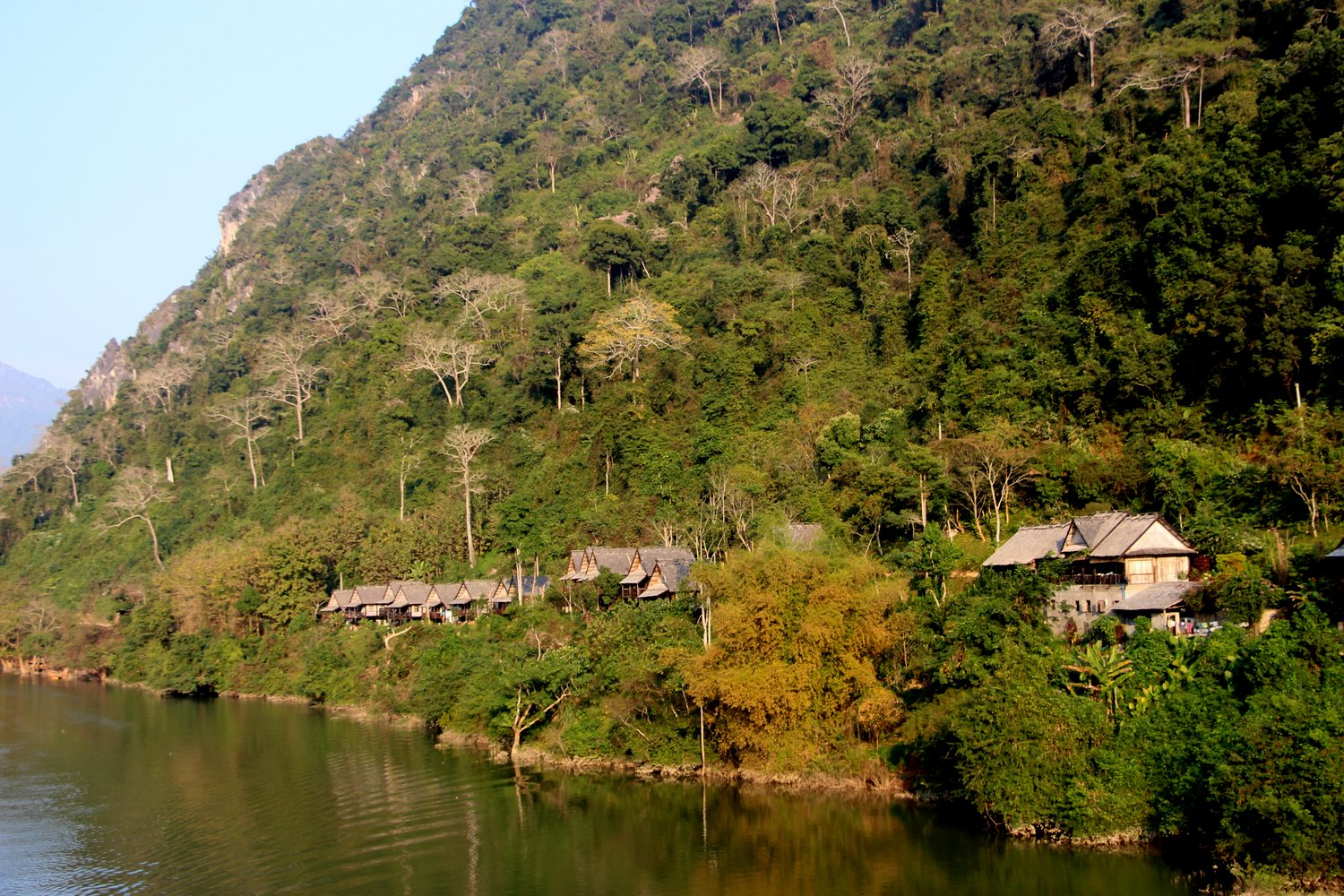 Nong Khiaw River Cottages