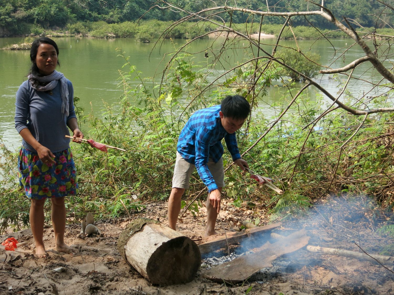 Laos Picnic
