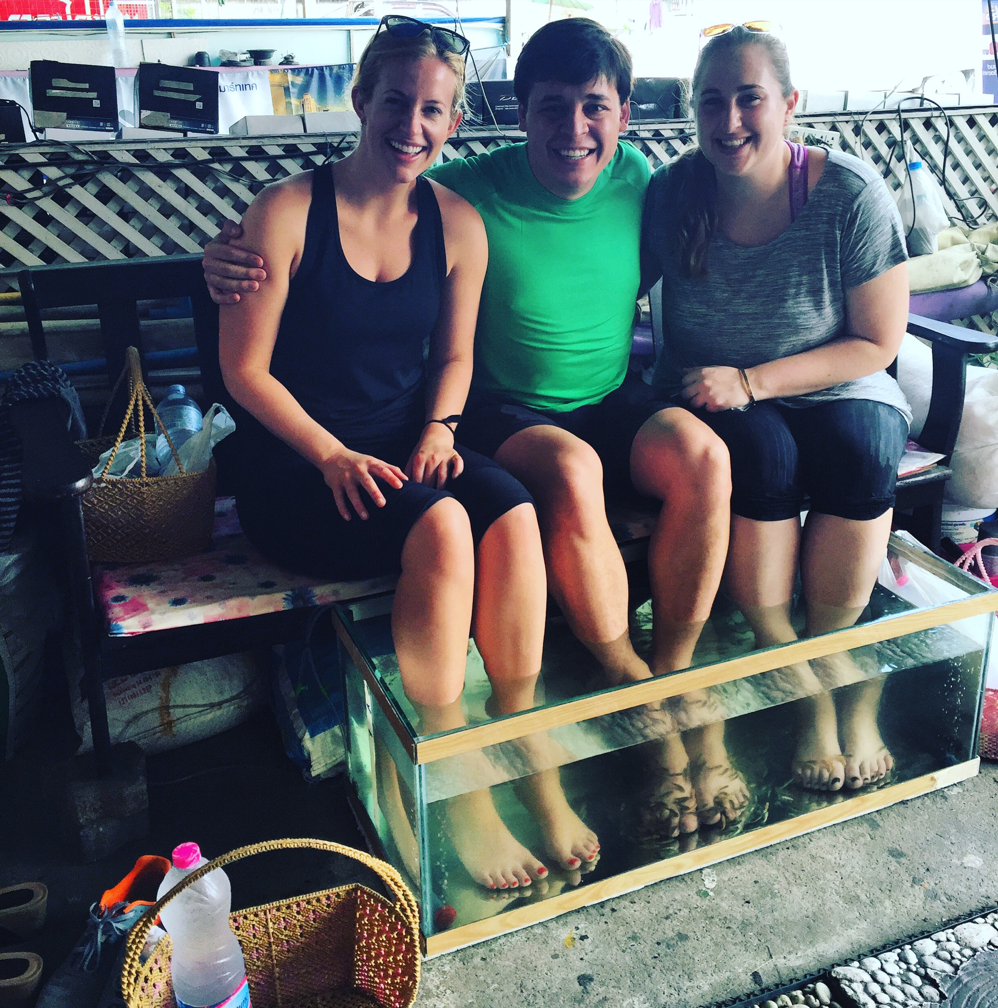Thailand Fish Pedicure