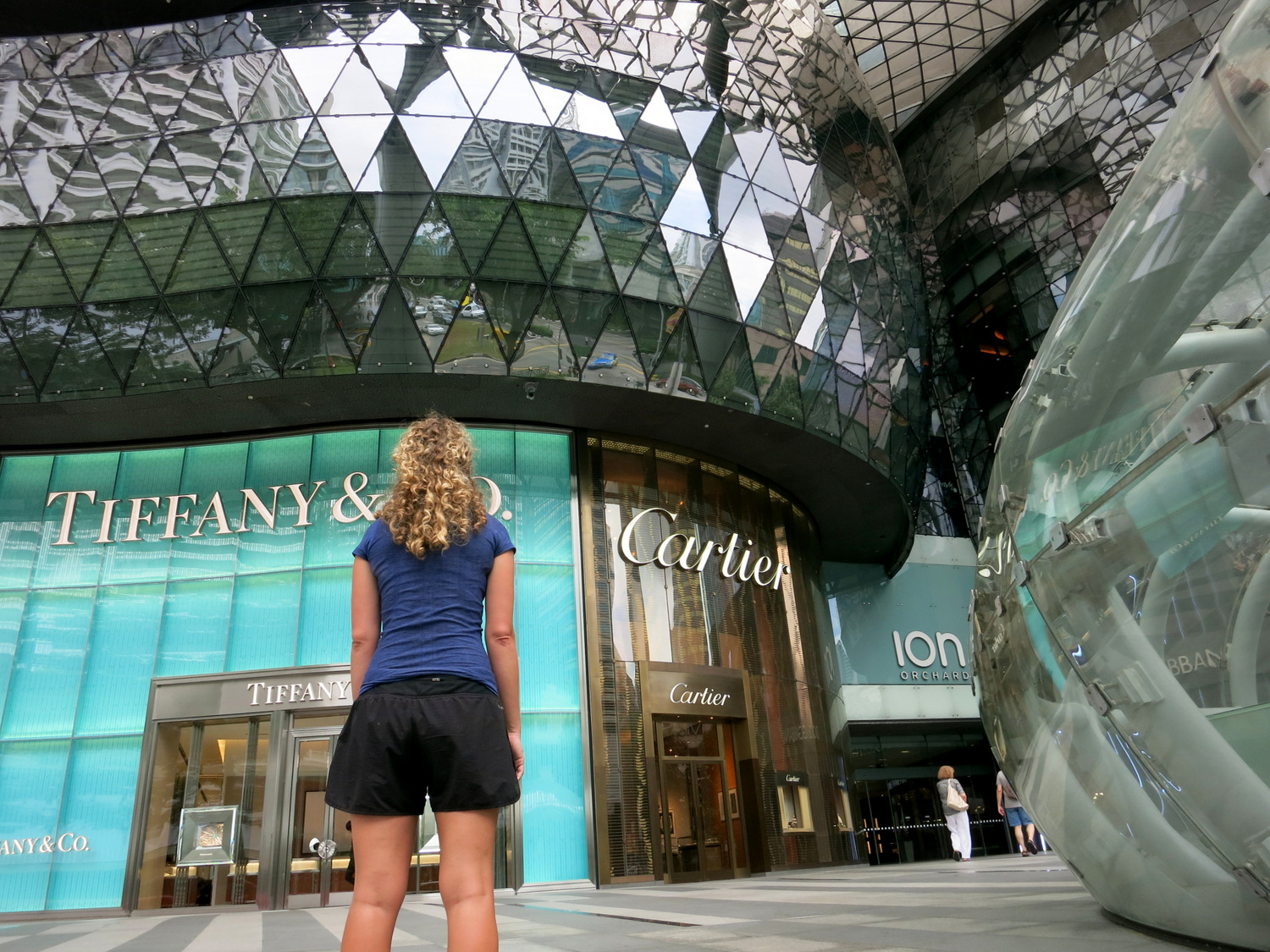 Singapore Luxury Mall