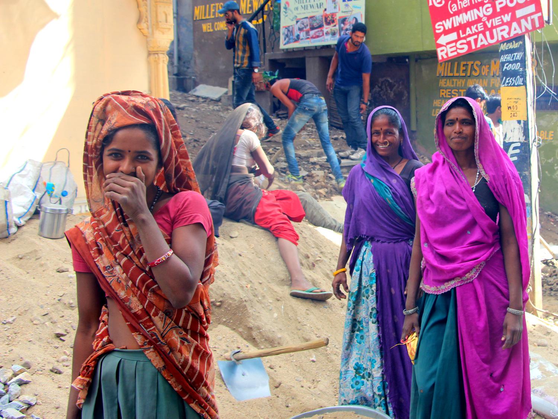 India women sari