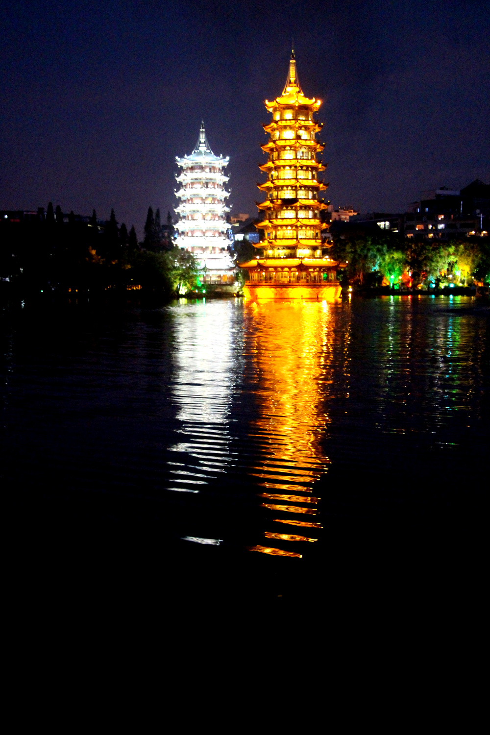 Longji Light Show