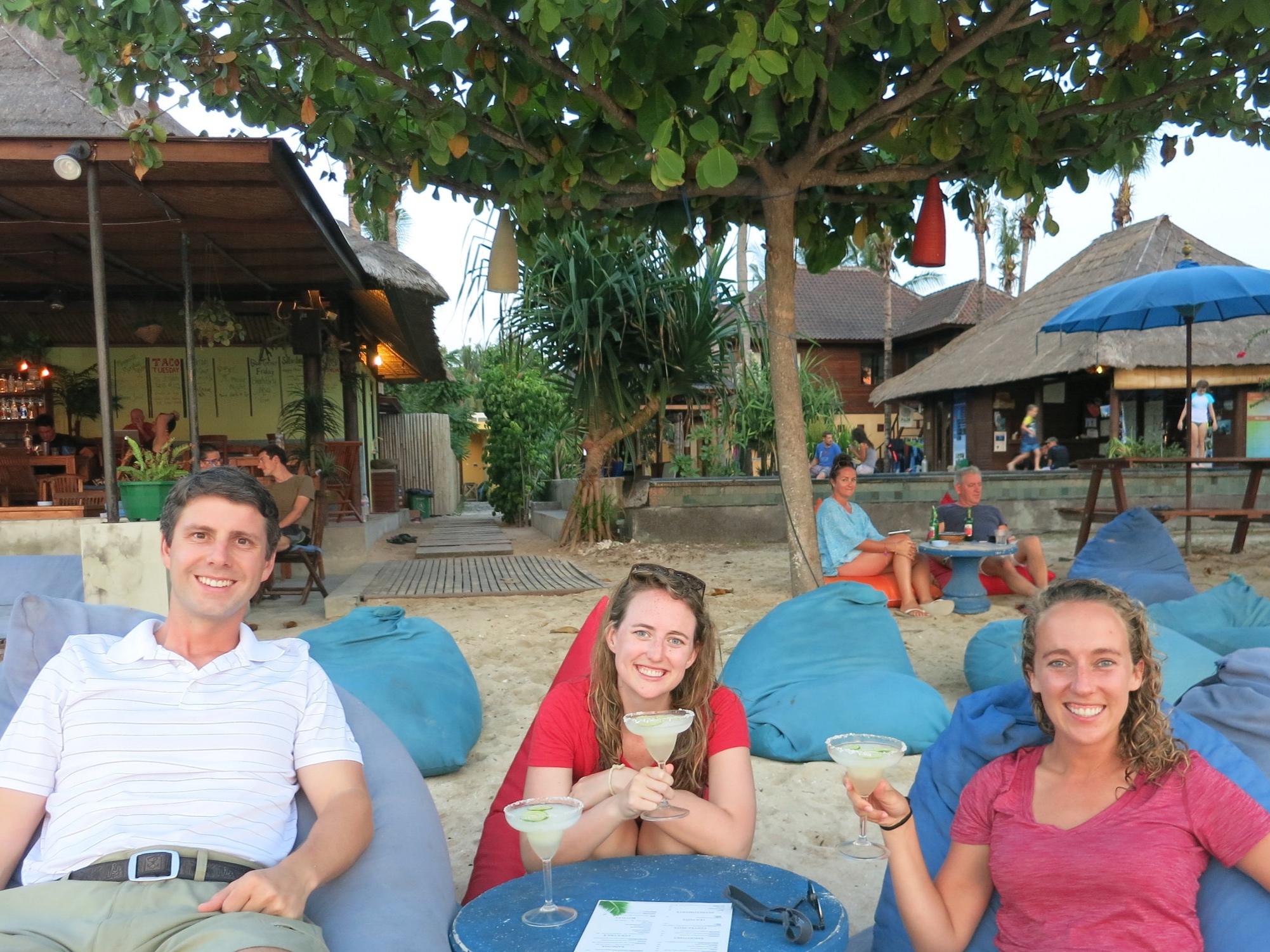 Bali+beachside+drinks