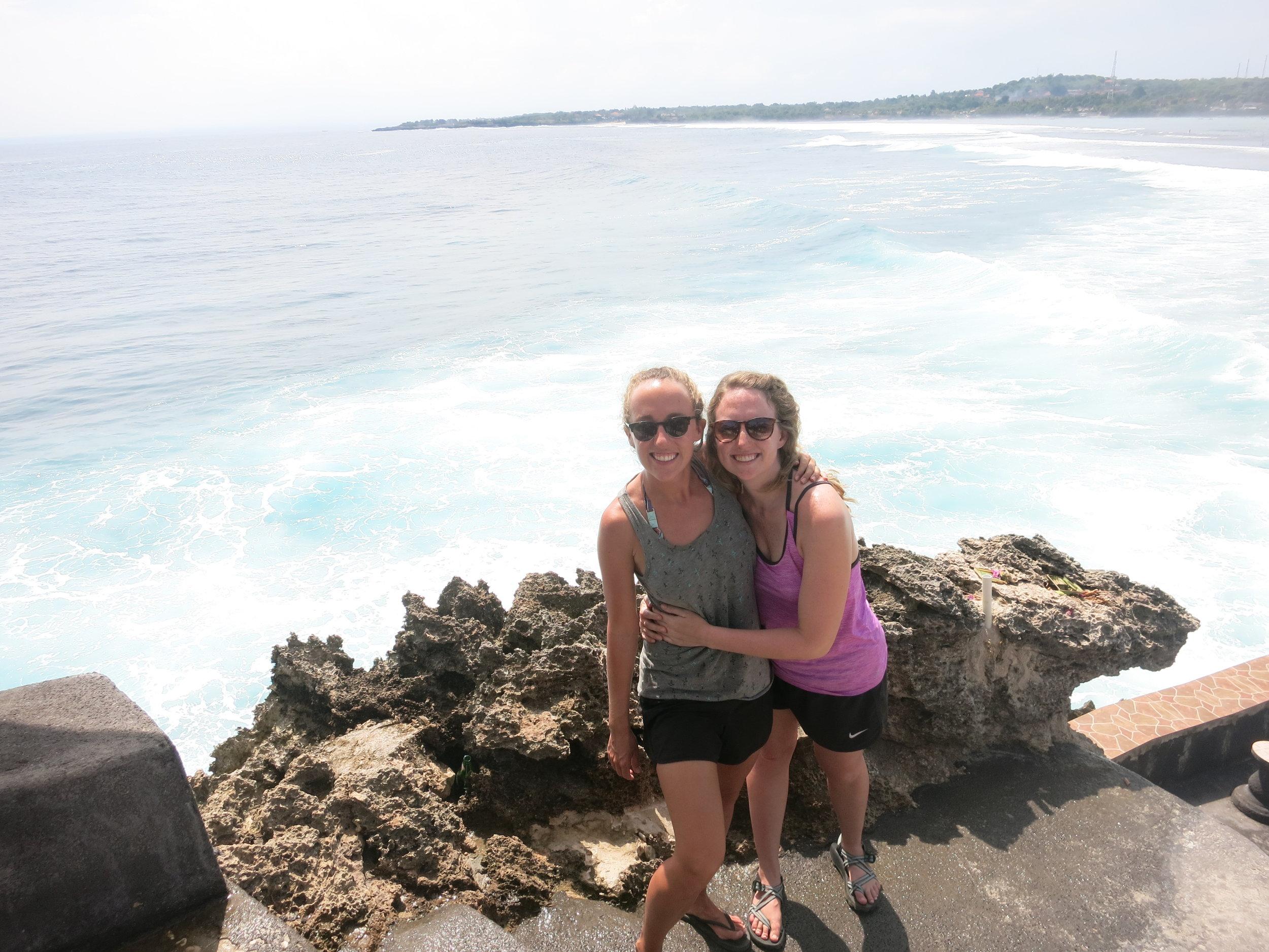 Bali sister trip