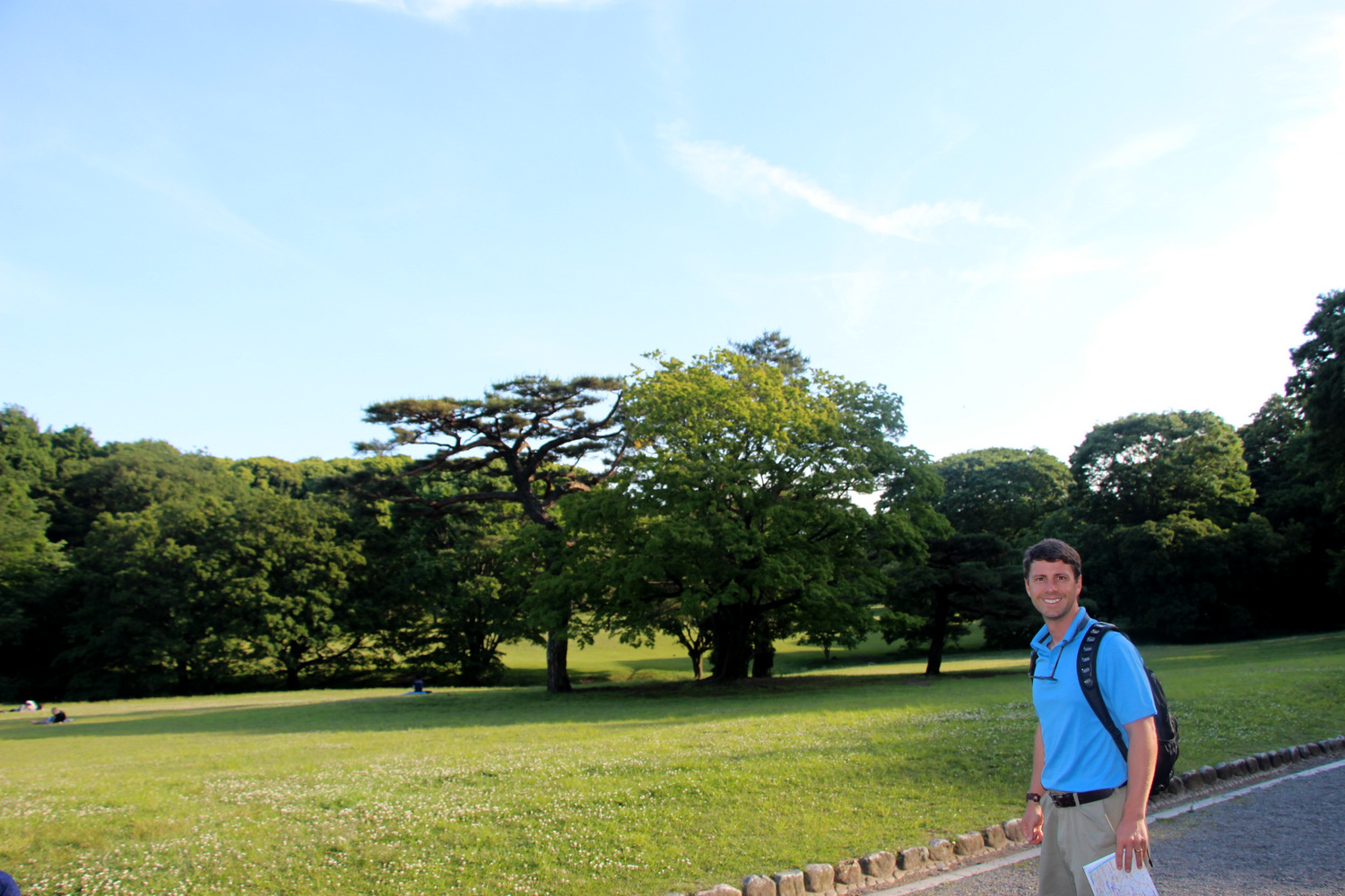 Meiji Shrine Park