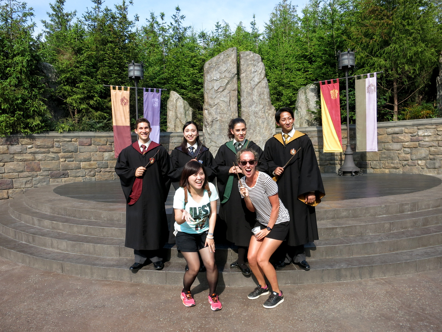 Universal Osaka Harry Potter