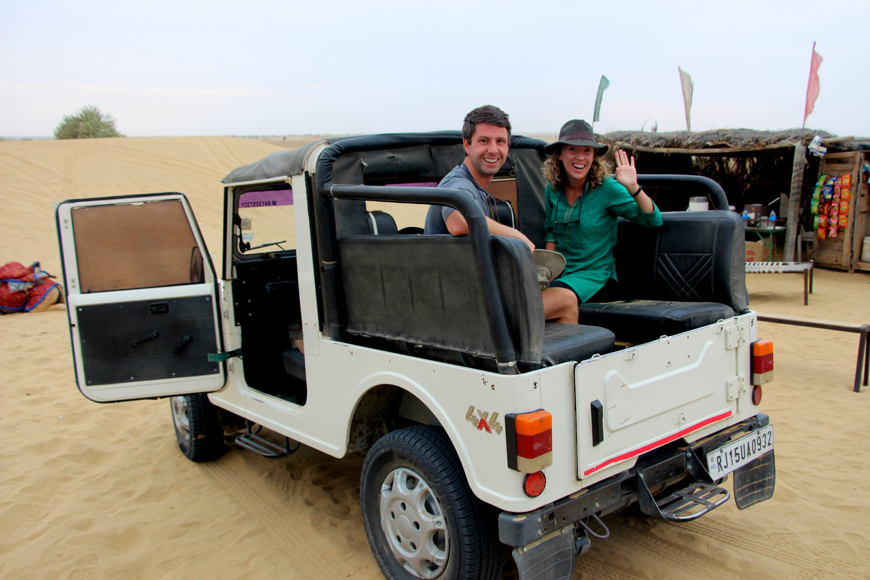 Dune Tour India