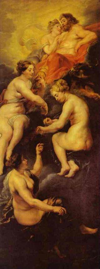 The Destiny of Marie De' Medici