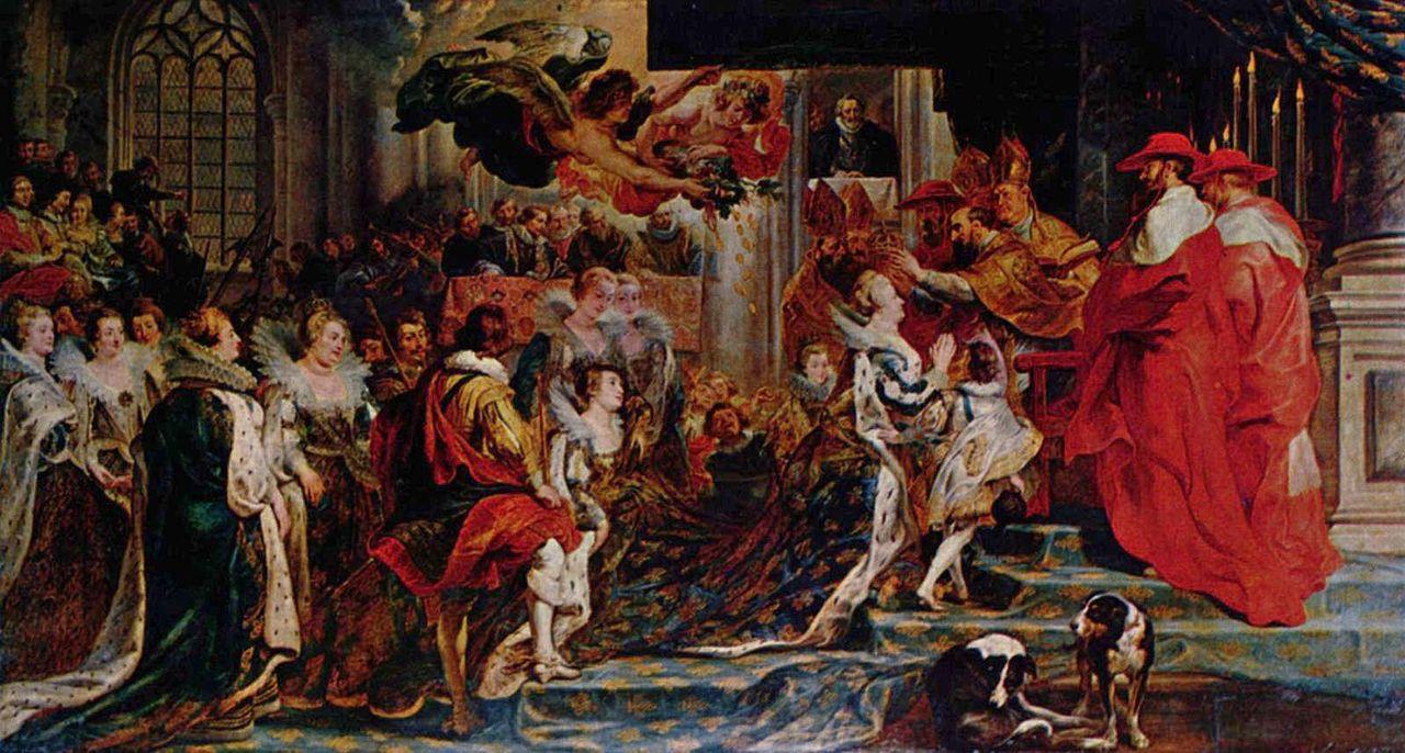 The Coronation in Saint-Denis