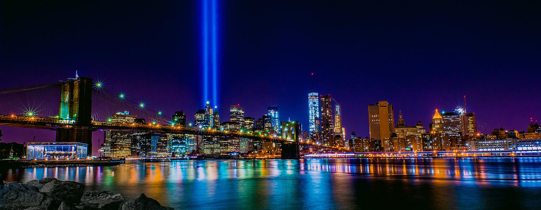 'Visible Spectrum' — New York City (09/11/2015)