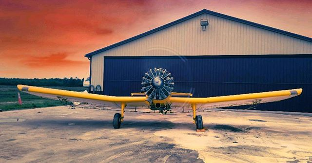 Our newest addition to the fleet, a Weatherly 201C. This airplane was disassembled in Delaware, trucked to New Jersey, where it was repaired, painted, and had a new engine and propeller put on. #weatherly201C #weatherly #aviation #agriculturalaircraft #agaviation #prattandwhitney #hamiltonstandard