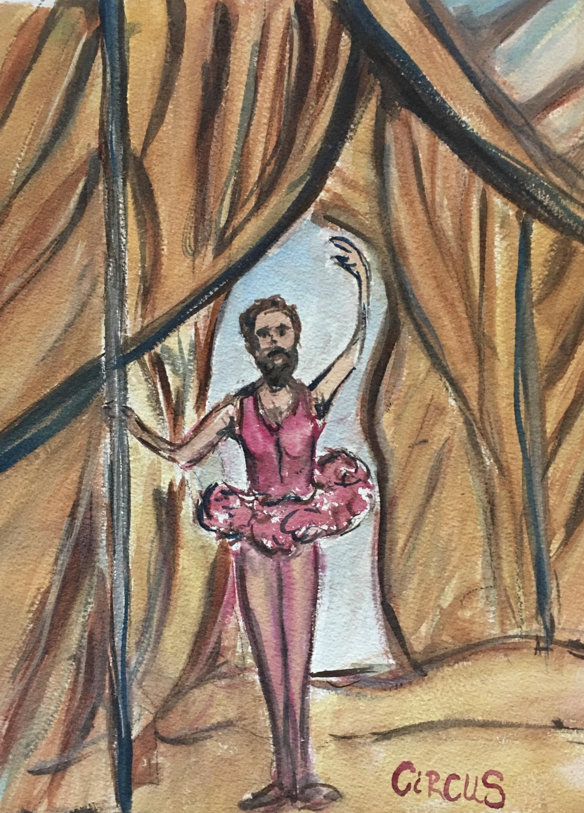 Ballerina Man