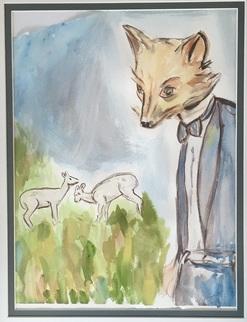 Foxy Daydream