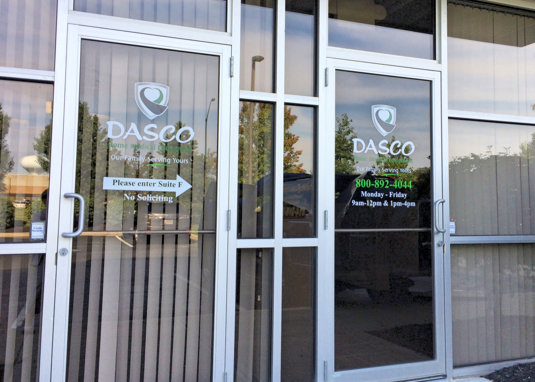 Dasco Window Graphics - Westerville, OH