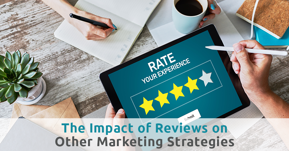 The Impact of Reviews on Other Marketing Strategies