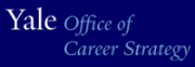 Format Inspiration from: Yale University Office of Career Strategy