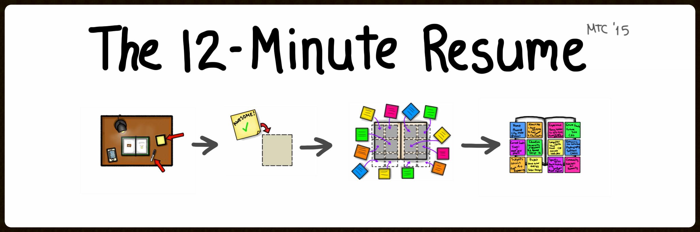 The 12-Minute Resume Tutorial Video